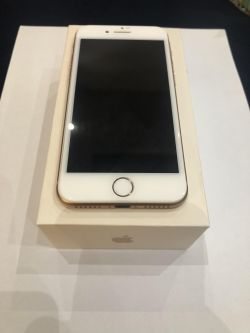 Apple iPhone 8 , Gold , 64GB